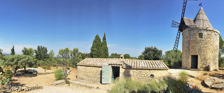 Location de vacances domazan moulin de maitre cornille for Chambre agriculture bouche du rhone