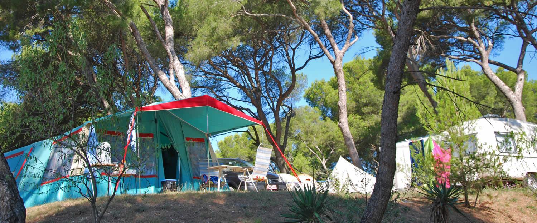 Camping camping yelloh village avignon parc ved ne for Camping avignon avec piscine