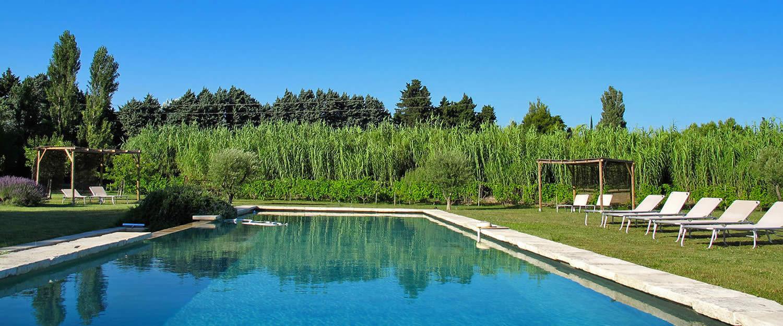 Location de vacances la garance en provence le thor - Location vacances avignon piscine ...