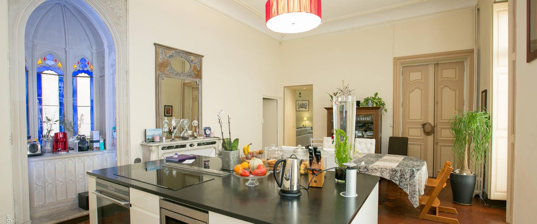 Bed and breakfast la petite saunerie in avignon avignon - Petite salle a manger ...
