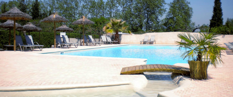 Camping La Roquette Avignon Et Provence