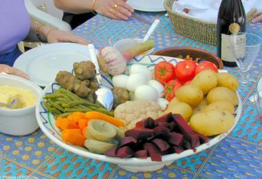 Recettes de cuisine proven ales traditionnelles avignon - Recette cuisine provencale traditionnelle ...