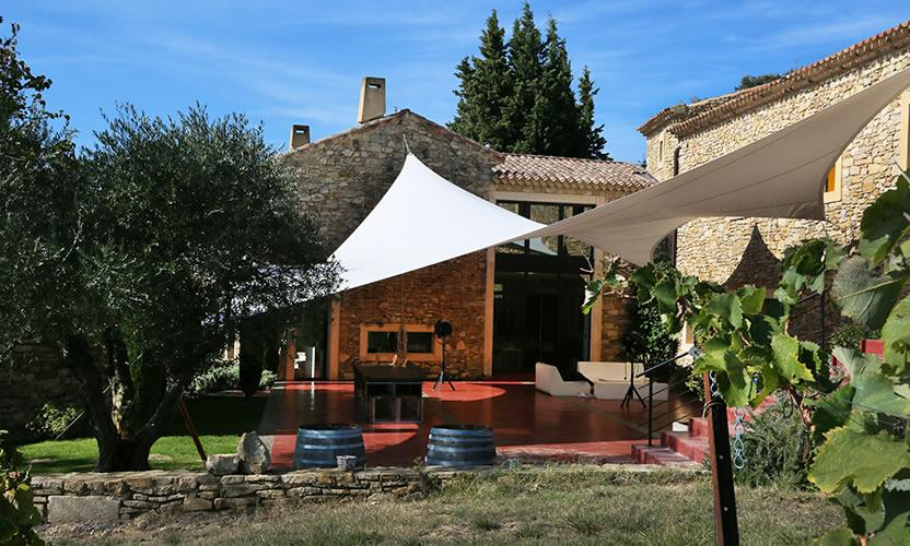 Vacation rental Mas de So in Laudun | Avignon et Provence