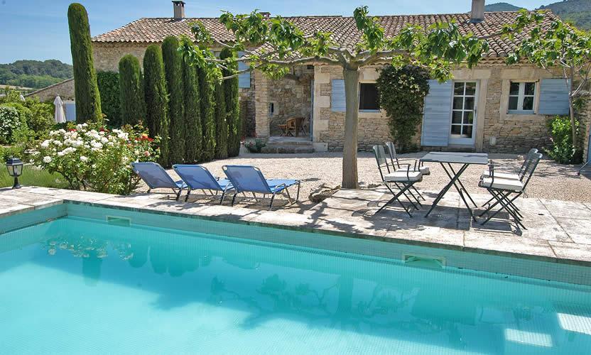 Location De Vacances Avec Piscine Dans Le Luberon