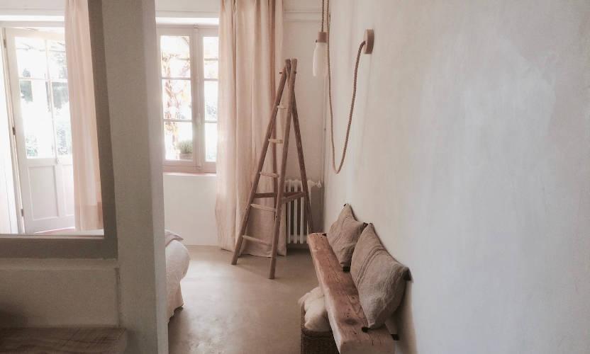 chambre d 39 h tes mas du naoc cabris avignon et provence. Black Bedroom Furniture Sets. Home Design Ideas