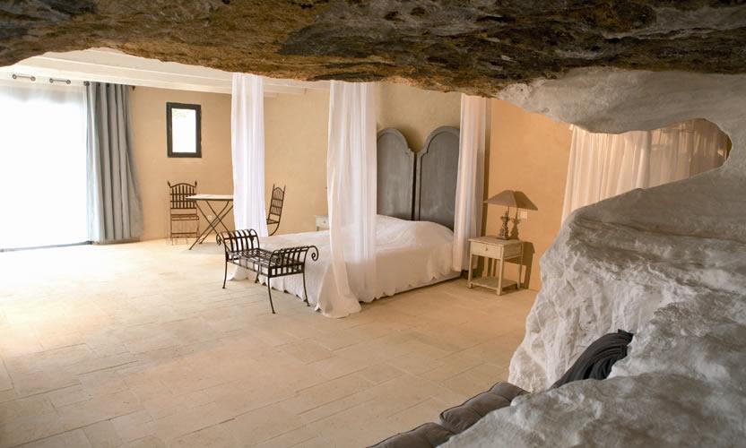chambre d'hôtes le clos saint saourde à beaumes de venise