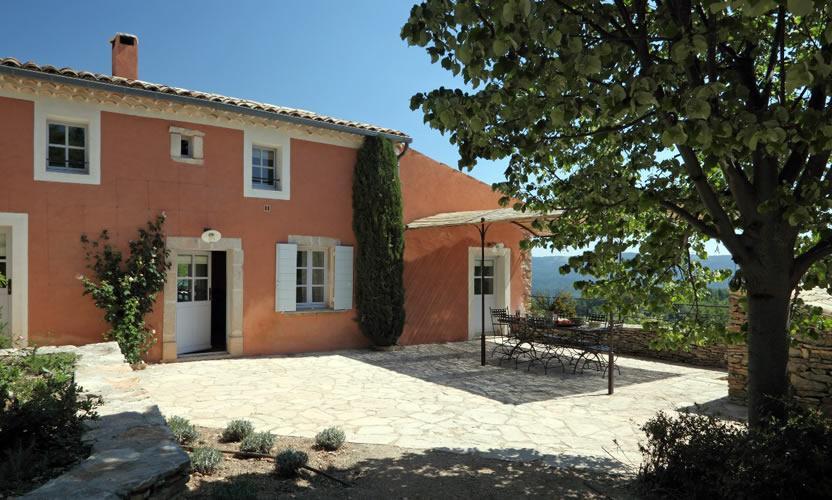 Vacation Rental La Maison Du Luc In Simiane La Rotonde  Avignon Et