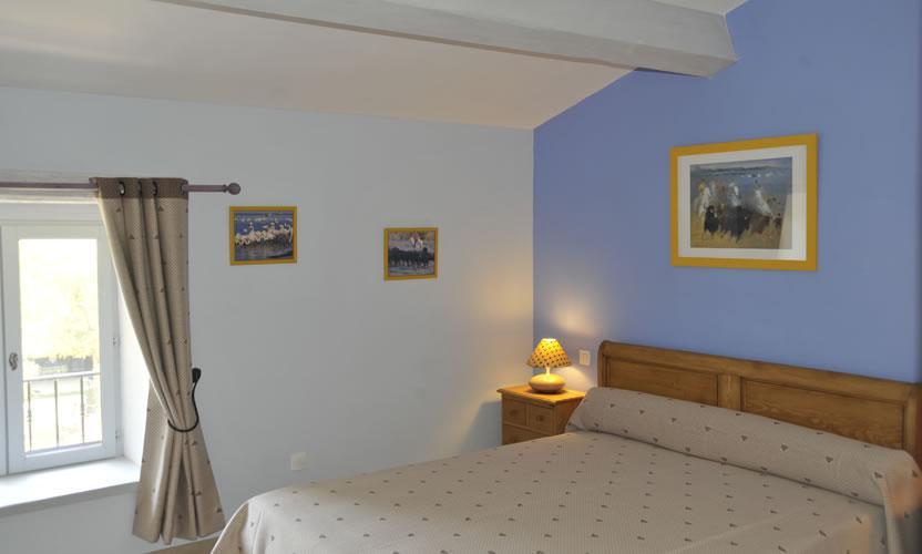 chambre d 39 h tes la grange de mailhac barjac avignon et provence. Black Bedroom Furniture Sets. Home Design Ideas