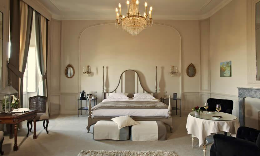 rooms suites - Chateau De Rochegude Mariage