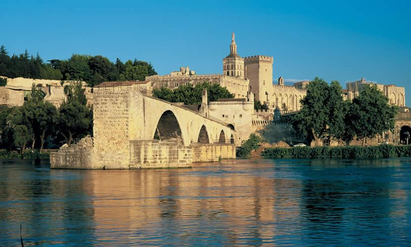 Croisière des Papes » sur le Rhône