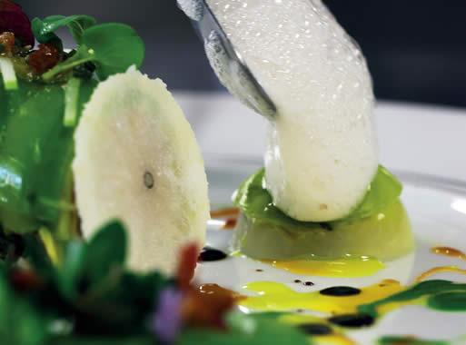 Baumani re les baux de provence h tel de luxe et - Cours de cuisine chef etoile ...