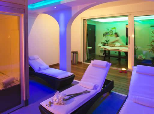 Wellness Hotel Massage Fango