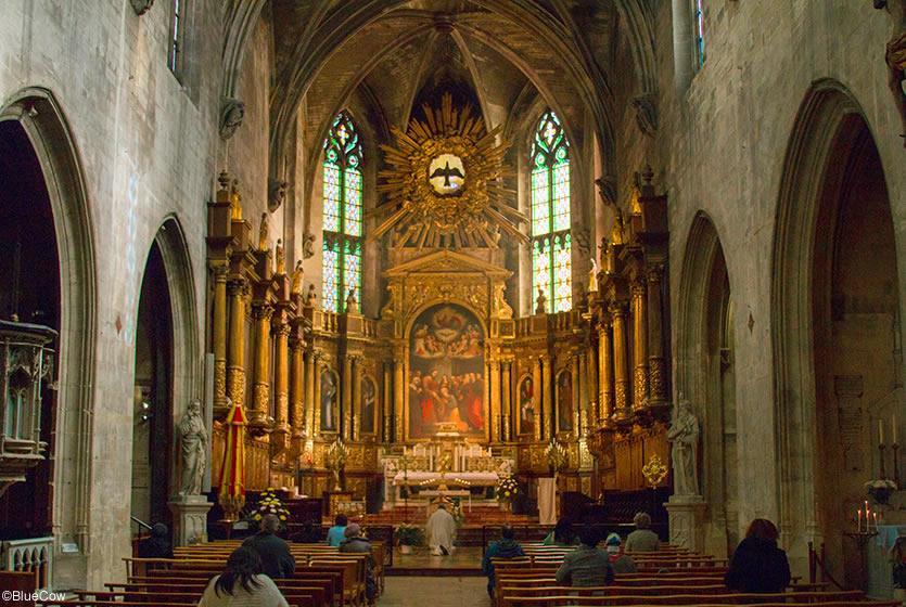 La Basilique Saint Pierre 224 Avignon Avignon Et Provence