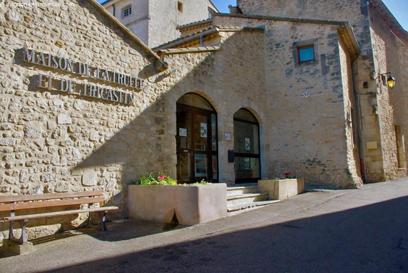musee de la truffe vaucluse