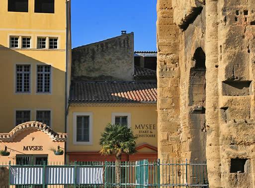 musee d'orange vaucluse
