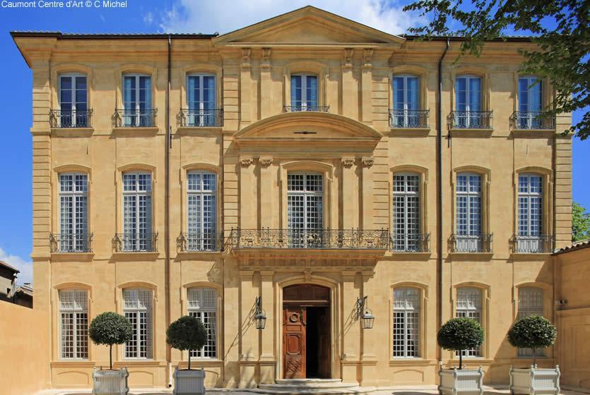Caumont centre d 39 art aix en provence avignon et provence - Chambres d hotes aix en provence centre ville ...