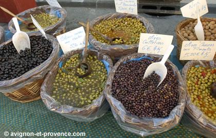 Agenda of Markets of Provence | Avignon et Provence