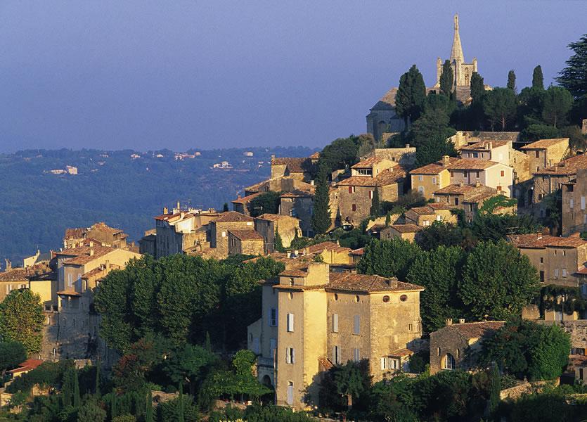 Tourisme 224 Bonnieux Village Perch 233 Dans Le Luberon