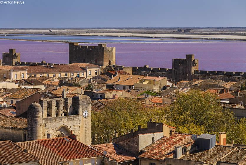 Tourisme 224 Aigues Mortes En Camargue Avignon Et Provence