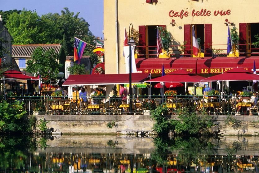 Visiter l 39 isle sur la sorgue venise proven ale et - Office du tourisme isle sur la sorgue ...