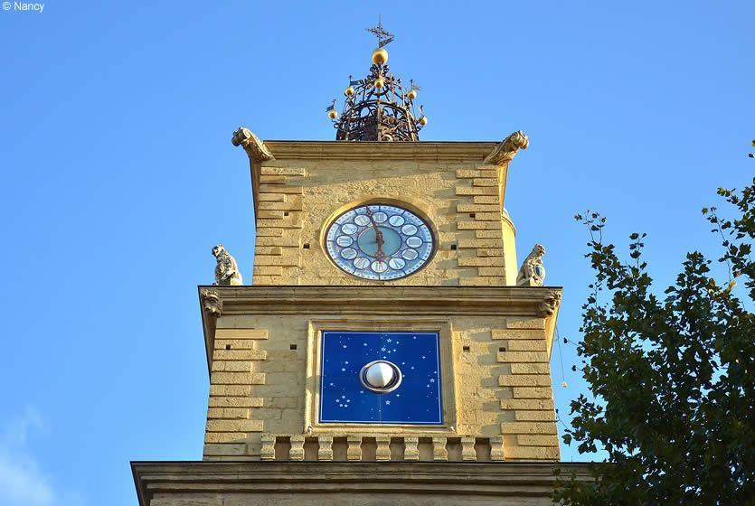Tourisme salon de provence visitez salon de provence for Porte de l horloge salon de provence