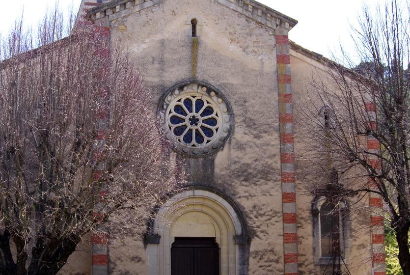 Tourisme entrechaux visitez entrechaux village de - Eglise saint laurent salon de provence ...