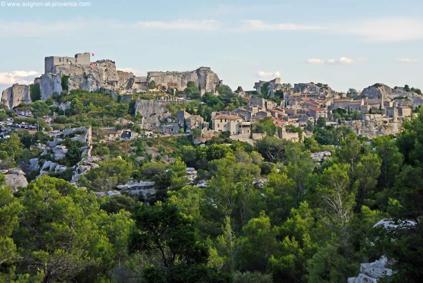Tourisme les baux de provence visitez les baux de - Office de tourisme des baux de provence ...