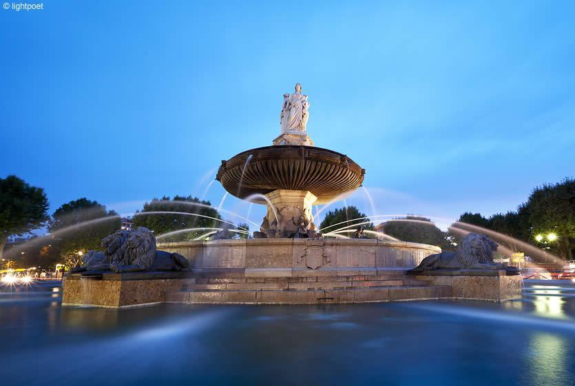 Tourisme aix en provence capitale culturelle de la - Mobilier de jardin en palette aixen provence ...