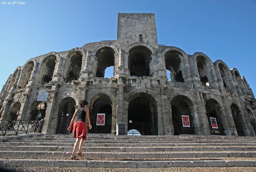 Tourism in Arles visit Arles at the gates of the Camargue Avignon