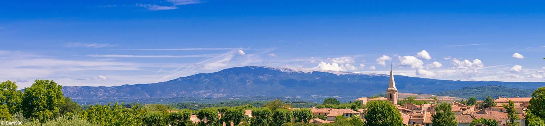 Mont ventoux dans le vaucluse photos et carte avignon et provence - Office du tourisme du vaucluse ...