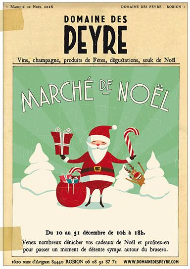 Santa Claus Is Coming To The Domaine Christmas Market In Robion