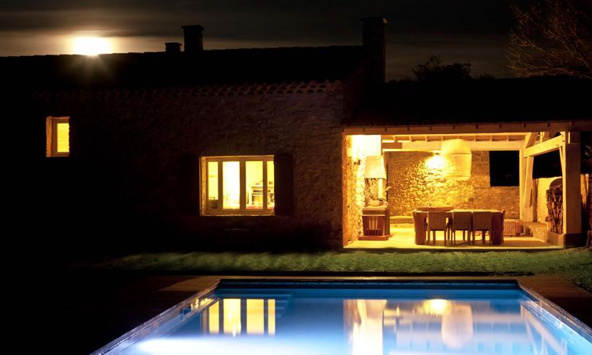chambre d 39 h tes le parfum des collines auribeau avignon et provence. Black Bedroom Furniture Sets. Home Design Ideas