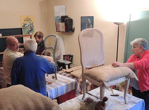 chambre d 39 h tes les ch nes verts la bastidonne avignon et provence. Black Bedroom Furniture Sets. Home Design Ideas