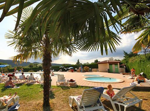 Camping le voconce vaison la romaine avignon et provence - Camping vaison la romaine avec piscine ...