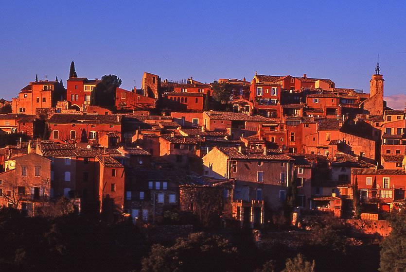Ocres De Roussillon Dans Le Vaucluse 84 Avignon Et Provence