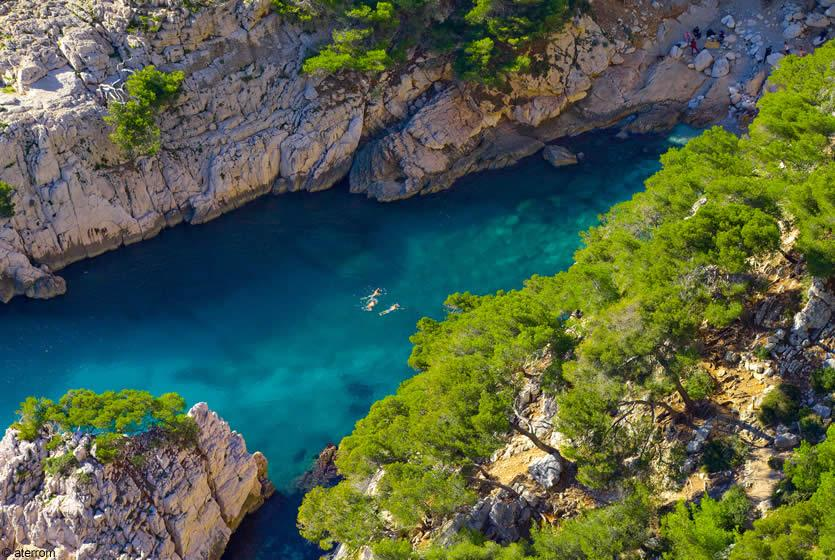 The Calanques Of Cassis Avignon Et Provence