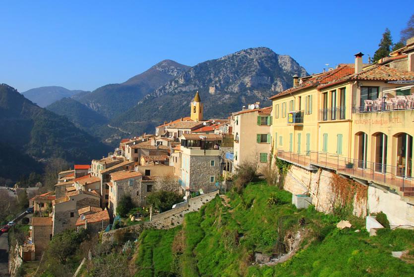 Tourisme à Sainte Agnès : visitez Sainte Agnès, village sur la Côte d'Azur  | Avignon et Provence