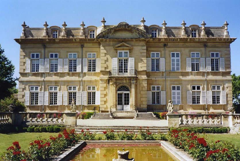 Chateau de Barbentane