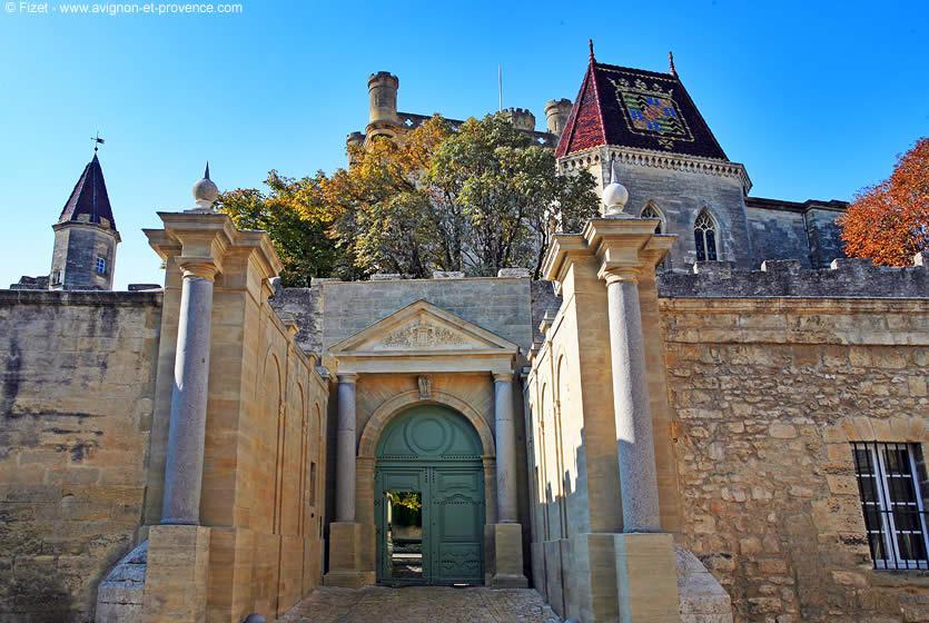 Tourism In Uz 232 S Visit Uz 232 S Avignon Et Provence