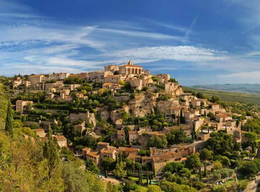 Tourisme gordes visitez gordes village sentinelle face au luberon avignon et provence - Office du tourisme gordes ...