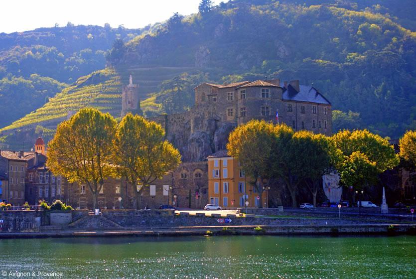 Tourisme à Tournon-sur-Rhône : visitez Tournon-sur-Rhône ... Beauregard