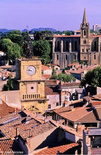 Tourisme salon de provence visitez salon de provence - Location a salon de provence ...
